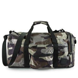 Puma camouflage Duffel Bag